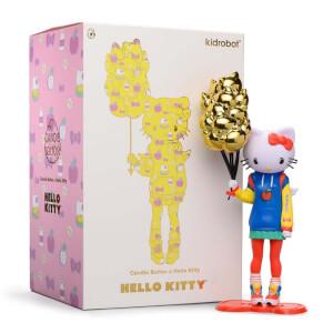 Kidrobot Sanrio Hello Kitty by Candie Bolton Nostalgia Vinyl Figure