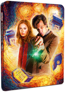 Doctor Who - Complete Series 5 Limited Edition Steelbook