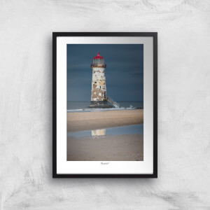 Talacre Lighthouse Giclée Art Print
