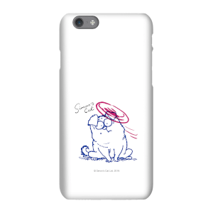 Simons Cat Bumped Head Phone Case for iPhone and Android