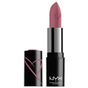 NYX Professional Makeup Shout Loud Hydrating Satin Lipstick (Various Shades)