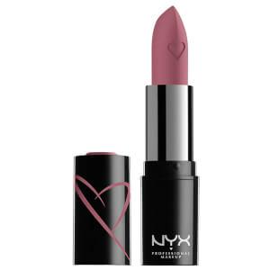NYX Professional Makeup Shout Loud Hydrating Satin Lipstick (Various Shades)