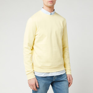 A.P.C. Men's Sweatshirt - Jaune Clair