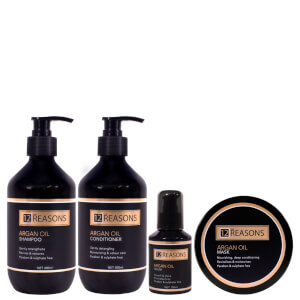 12Reasons Argan Oil Set - Dry, Frizzy Hair
