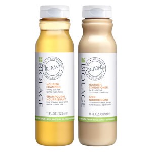 Biolage R.A.W. Nourish Shampoo and Conditioner Duo