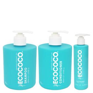 ECOCOCO Coconut Hair Trio