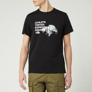 The North Face Men's Graphic T-Shirt - TNF Black