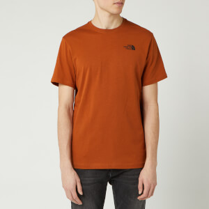 The North Face Men's Redbox T-Shirt - Caramel Café