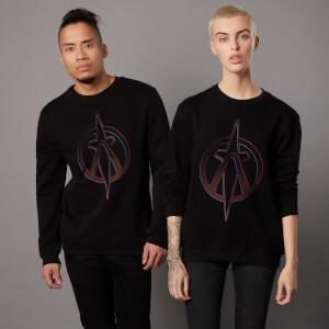 Borderlands 3 Crimson Unisex Sweatshirt - Schwarz