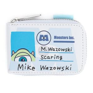 Loungefly Disney Pixar Monster Inc Mike & Sully Cardholder
