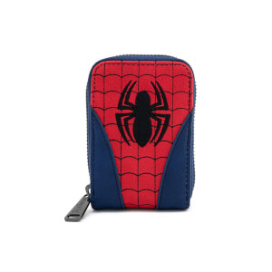 Loungefly Marvel Porte-cartes Spiderman Classique