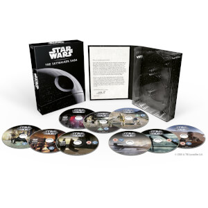 Coffret Star Wars: La Saga Skywalker