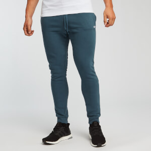 Pantaloni da corsa Essentials MP da uomo - Petrolio