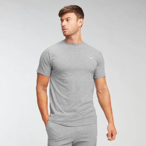 MP Men's Essentials T-Shirt - Classic Grey Marl