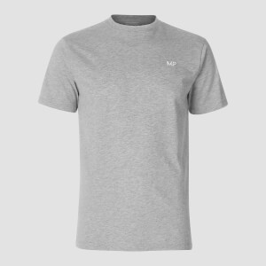 Tricou Essentials - Gri marl