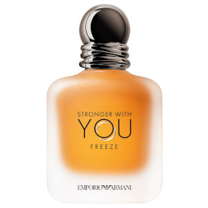 Armani Stronger with You Freeze Eau de Toilette (Various Sizes)