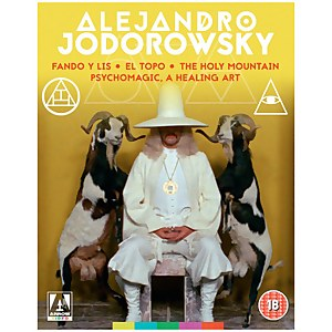 Alejandro Jodorowsky Collection
