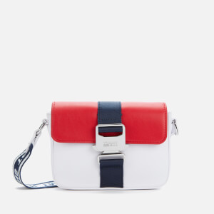 Tommy Jeans Women's Femme Small Cross Body Bag - White