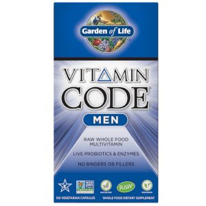 Vitamin Code Hombres - 120 cápsulas