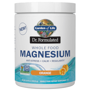 Whole Food Magnésium - Orange - 419,5g