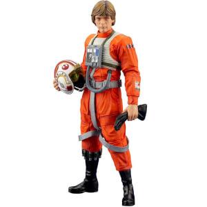 Kotobukiya Star Wars ARTFX+ Statue 1/10 Luke Skywalker X-Wing Pilot 17 cm