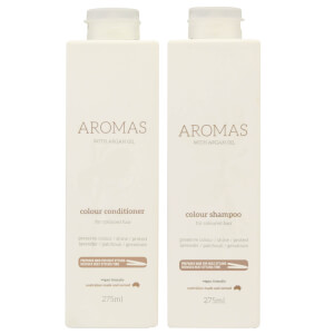 NAK Aromas Colour Shampoo and Conditioner Duo