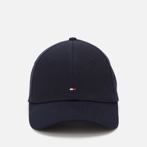 Tommy Hilfiger Reversible Logo Cap - Corporate/White