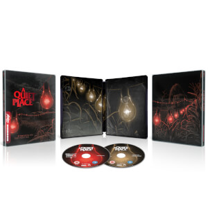 A Quiet Place - Mondo #38 Zavvi Exclusive 4K Ultra HD & Blu-ray Steelbook