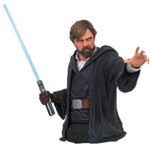 Diamond Select Star Wars Last Jedi Luke Skywalker Bust