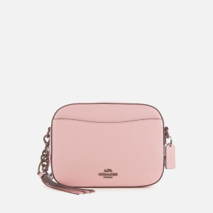 Coach Women's Polished Pebble Leather Camera Bag - Aurora
