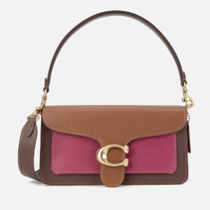 Coach Women's Colorblock Tabby Shoulder Bag 26 - Hibiscus Multi