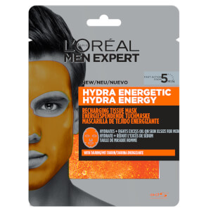 L'Oréal Paris Men Expert Hydra Energetic Tissue Mask 30g