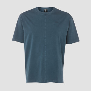 MP Raw Training Oversized T-Shirt - Bleu Foncé