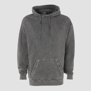 Sweat à capuche MP Raw Training – Gris Foncé