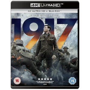 1917 - 4K Ultra HD (Includes 2D Blu-ray)