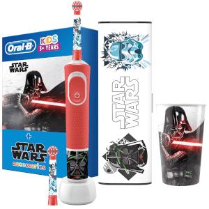 Kids' Elektrische Tandenborstel Star Wars Met Extra Accessoires