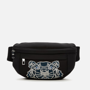 KENZO Men's Neoprene Belt Bag - Black