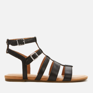 UGG Women's Mahalla Gladiator Sandals - Black