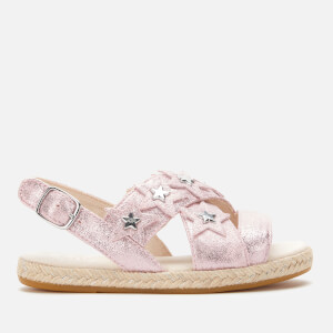 UGG Toddlers' Allarey Stars Sandals - Pink Crystal