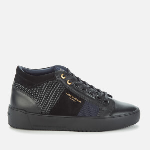 Android Homme Men's Propulsion Mid Geo Trainers - Black/Navy