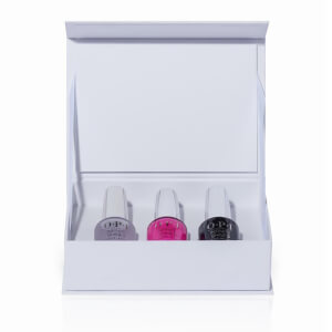 OPI Mexico City Limited Edition Infinite Shine Nail Polish 3-Step System Gift Set