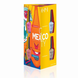 OPI Mexico City Limited Edition Nail Polish 4 Pack Mini Gift Set