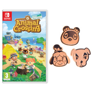 Animal Crossing: New Horizons Pack