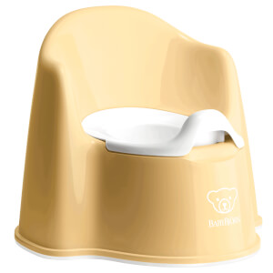 BABYBJÖRN Potty Chair - Yellow