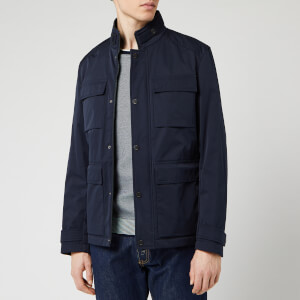 Ted Baker Men's Reams Wadded Field Jacket - Navy
