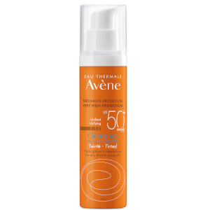Avène Very High Protection Cleanance Tinted SPF50+ Sun Cream for Blemish-Prone Skin 50ml