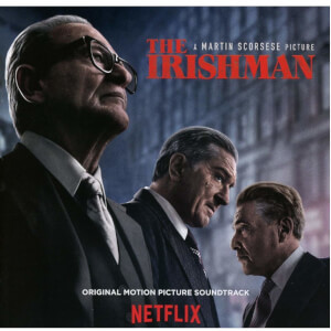 The Irishman (Original Motion Picture Soundtrack) 2xLP