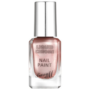 Barry M Cosmetics Liquid Chrome Nail Paint (Various Shades)