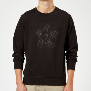 Magic: The Gathering Theros: Beyond Death Gods Constellation Sweatshirt - Black