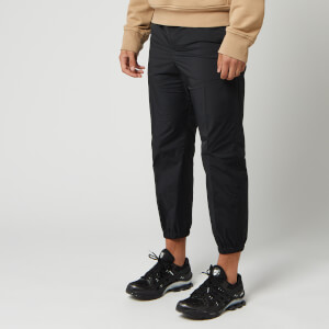 Neil Barrett Men's Matte Nylon Pants - Black